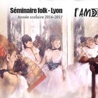 Bourres en ligne 2t et 3t - Sminaires folk - Lyon