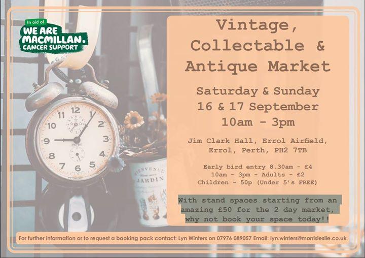 MacMillian Vintage Collectable & Antique Market