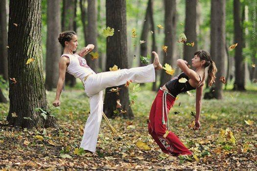 Capoeira Fitness For Womens Clontarf St Annes Park