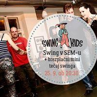 Swing v SEM-u  Mini teaj osnovnih korakov