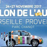 Salon de lAuto Marseille Provence