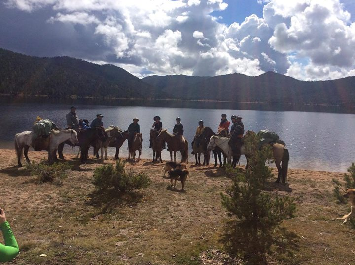 Mongolia Horse Riding Trek