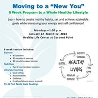 Moving to a &quotNew You&quot 8-Week Series