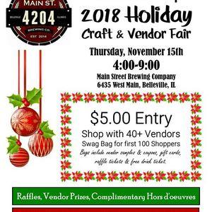 Holiday Craft &amp Vendor Fair