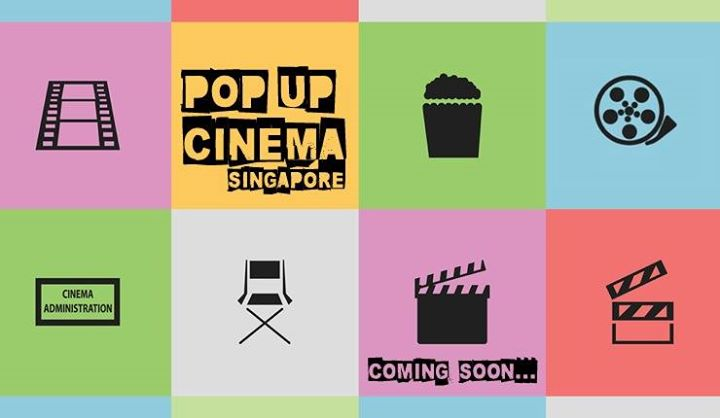 Pop Up Cinema Home Alone