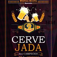 2 Cervejada Dos Campees - OPEN BAR