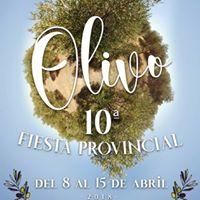 10 Fiesta Provincial del Olivo en Coronel Dorrego