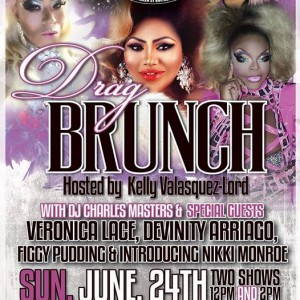 DBGB Monthly Drag Brunch