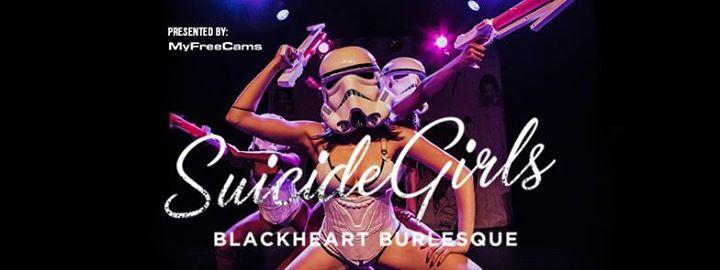 Tempe AZ - SuicideGirls Blackheart Burlesque