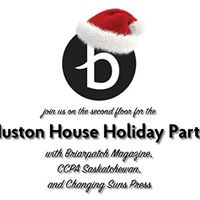 Huston House Holiday Party