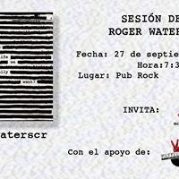 Sesin de vinilo Roger Waters
