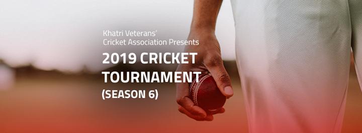 KVCAs Cricket Tournament Season 6