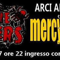 Boogie Spiders &amp Mercy Seat at AREA