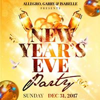 New Years Eve Party 2017