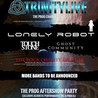 Trinity 2 - PROG ROCK Charity Event at Leamington  Assem