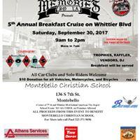 Old Memories (South LA) 5th Annual Car Show