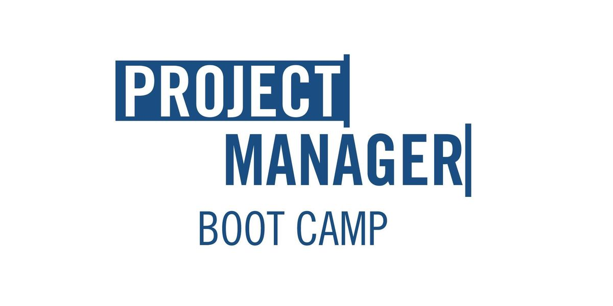 Project Manager Boot Camp  Washington D.C. June 2019