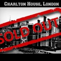 SOLD OUT Charlton House Ghost hunt -(London ) - 45 PP