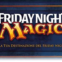 Torneo FNM sanzionato di Magic - Booster Draft 10