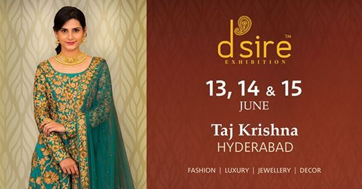 Dsire Exhibition at Hyderabad