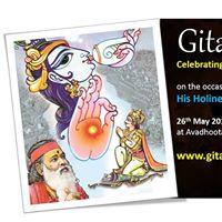 Gita Utsav - Celebrating the Spirit of Bhagavad Gita
