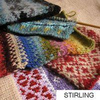 Fair Isle Knitting Workshop with Carol Meldrum