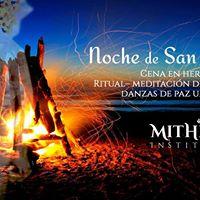 Celebracin Noche de S. Juan