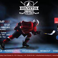 Helvetia Hockey - PRO CAMP 2017