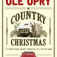 Strand Ole Oprys Country Christmas