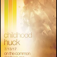 HuckChildhood - Marlborough Summer Music Series