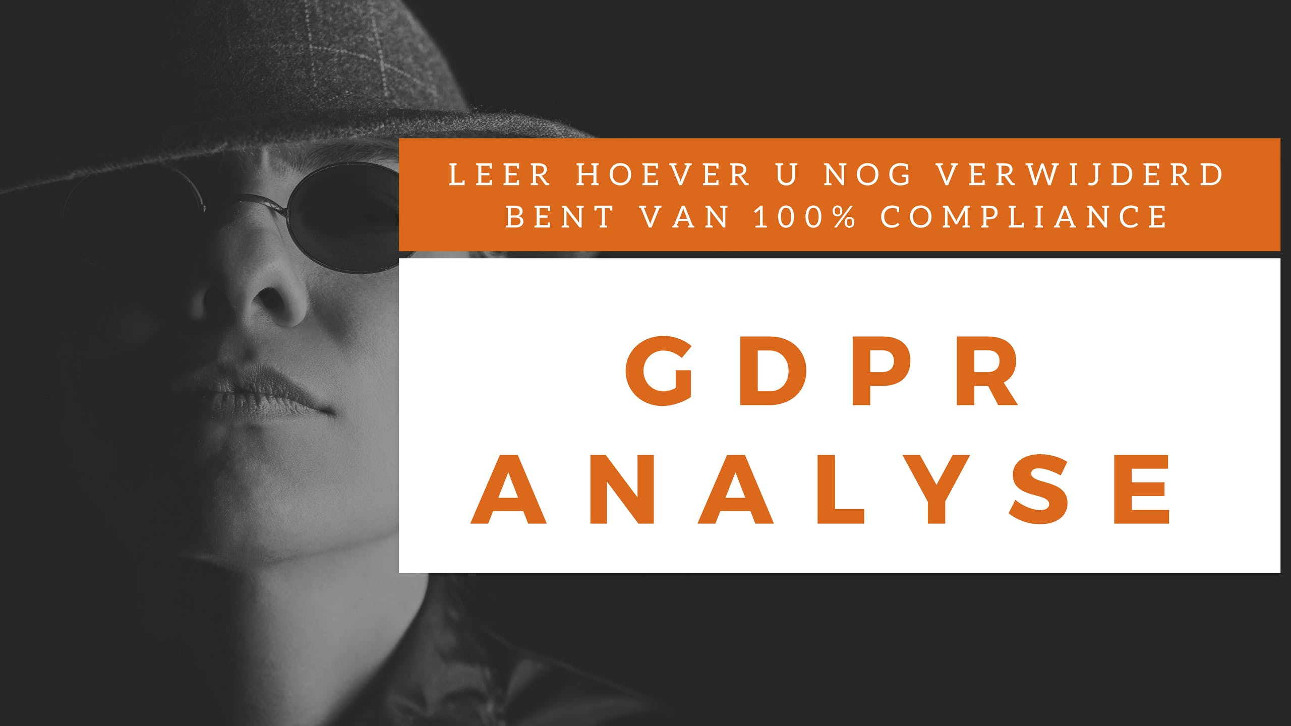GDPR Analyse Klassikale Training (Nederlands)