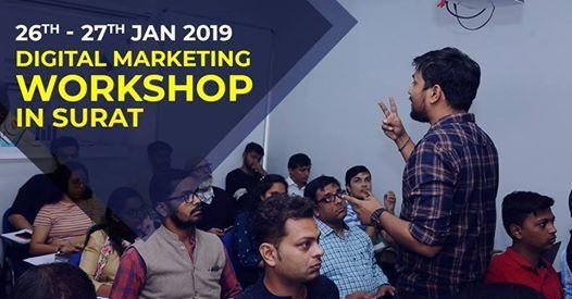 2 Days Advance Digital Marketing Workshop (100% Practical)