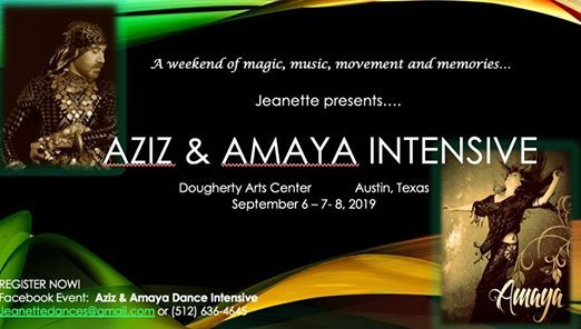 Aziz & Amaya Dance Intensive