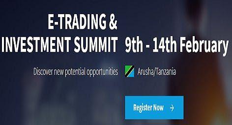 E-TRADING & INVESTMENT SUMMIT FXTM Seminar in Arusha Tanzania