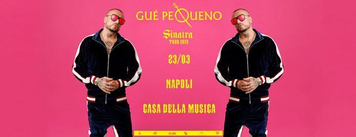 Gu Pequeno Casa della Musica  Napoli