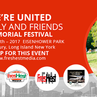 Were United Family And Friends Memorial Festival