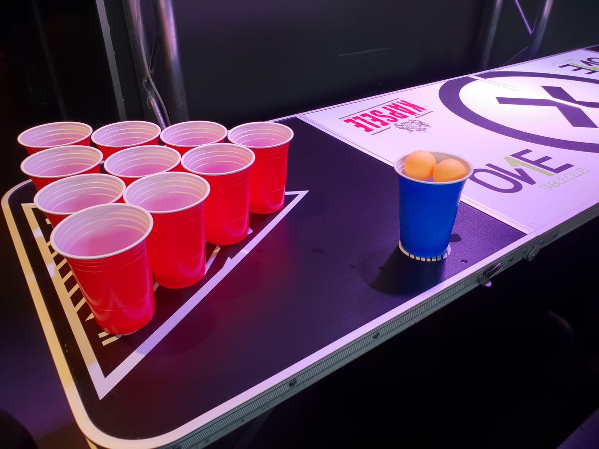 Beerpong Turnier