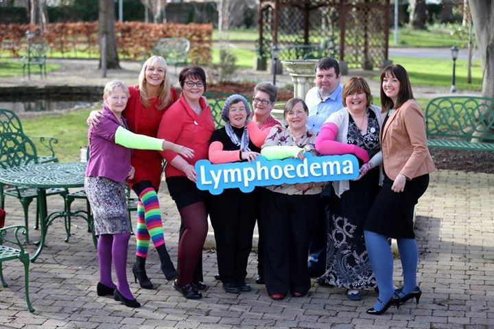 Lymphoedema Ireland open day 2018