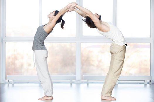 Valentines Yoga