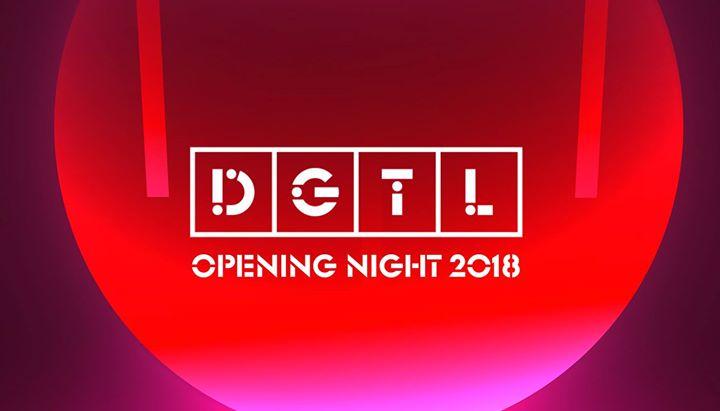 DGTL Amsterdam 2018 - Opening Night at DGTL, Amsterdam