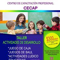 Taller de Actividades de Desarrollo dirigido a Asistentes Educa