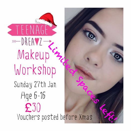 Kids Pro Makeup Workshops