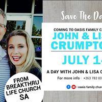A Day With John And Lisa Crumpton