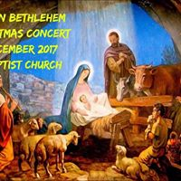 A Night In Bethlehem &quotPre-Christmas Concert&quot 2017