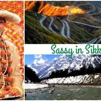 Sassy in Sikkim ( Only women wanderers)