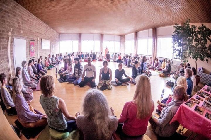 OM CHANTING BIRMINGHAM- Experience the Power and Vibration of OM