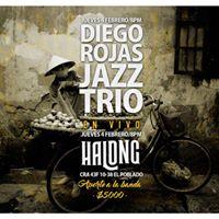 Diego Rojas Jazz Tro