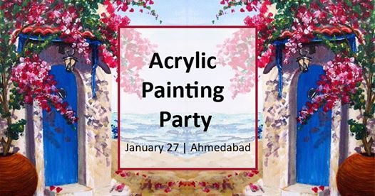Acrylic Painting Party