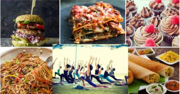 Greenwich Yoga and Vegan Festival