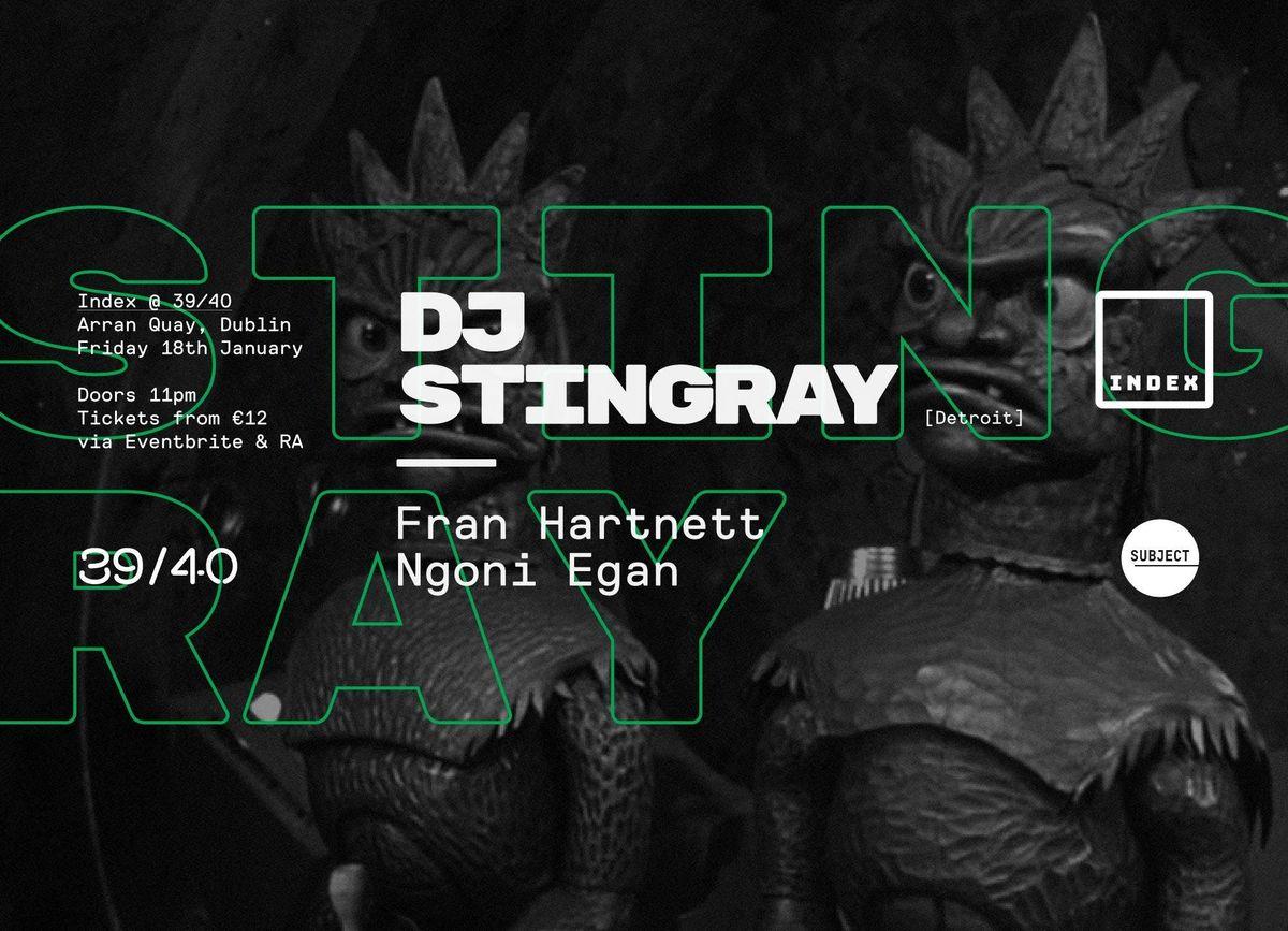 Index DJ Stingray